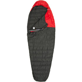 Mammut Nordic Down Spring - Sac de couchage - 180cm rouge/noir